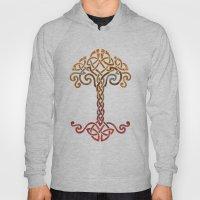 Woven Tree Of Life Hoody