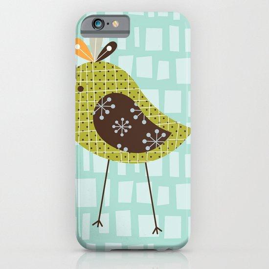 Green Tweetie Bird iPhone & iPod Case