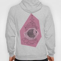 Fishy In Cage Hoody