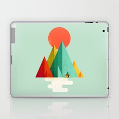 Little Geometric Tipi Laptop & iPad Skin