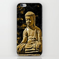 Mr. Peaceful iPhone & iPod Skin