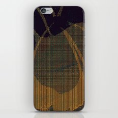 ginkgo biloba_plaid iPhone & iPod Skin