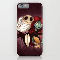 The Nightmare Before Chr… iPhone 6 Slim Case