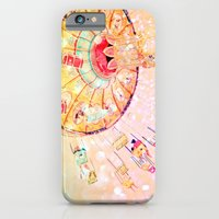 iPhone & iPod Case featuring Joy Ride... by Lisa Argyropoulos