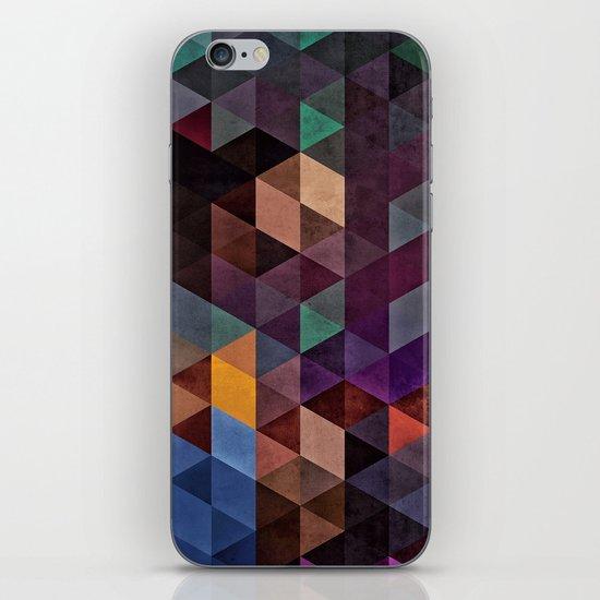 rhymylyk dryynnk iPhone & iPod Skin