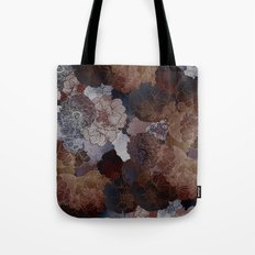FLORAL EARTH Tote Bag