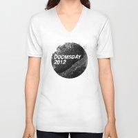Doomsday 2012 Unisex V-Neck