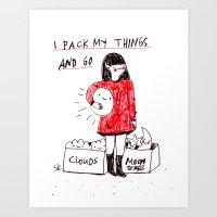 That's My Stuff Art Print