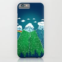 Cold Mountain iPhone 6 Slim Case