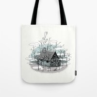 DEEP IN THE HEART OF THE… Tote Bag