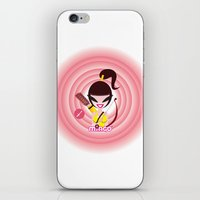 Sagittarius iPhone & iPod Skin