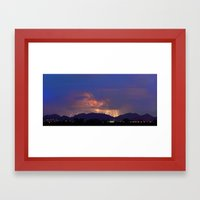 Dreams Without Boundarie… Framed Art Print