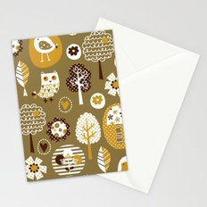 Tweety Chirp Hoot Stationery Cards