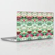 Vintage Style Lace  Laptop & iPad Skin