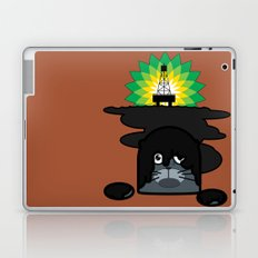 BP Oil Attack Laptop & iPad Skin