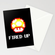FIRED UP Stationery Cards