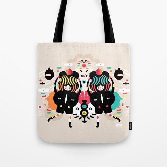 It's a happy dance Tote Bag