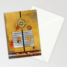 Double Tap Stationery Cards
