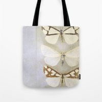 Moth Wings Tote Bag