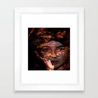 Survival of the Fittest Framed Art Print