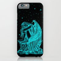 A Sleeping Angel , Black… iPhone 6 Slim Case