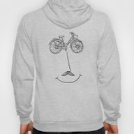 Let's Go Cycling Hoody