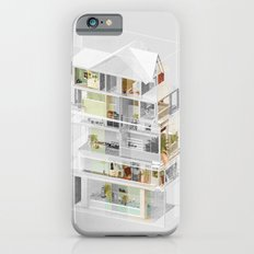 Mumbai/Toronto 1/2 iPhone 6s Slim Case