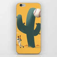 Cactus League iPhone & iPod Skin