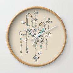 TIOH TWO Wall Clock