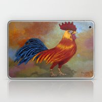 Rooster-3 Laptop & iPad Skin