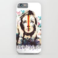 Drips Of Color iPhone 6 Slim Case