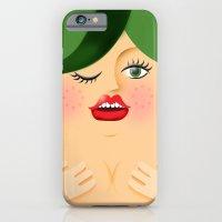Lola Green iPhone 6 Slim Case