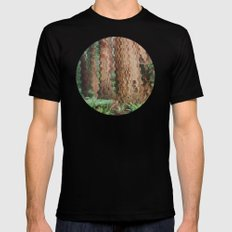 CRKL LUXATIS Mens Fitted Tee SMALL Black
