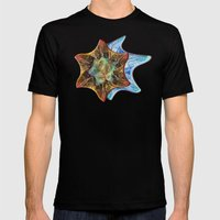 My Fractal toy Mens Fitted Tee Black SMALL