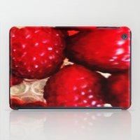 Raspberry iPad Case