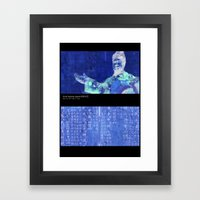 The King Sejong great Framed Art Print