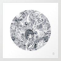 shards Art Print
