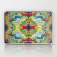 Mandala H Laptop & iPad Skin