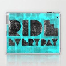 Ride Everyday Laptop & iPad Skin