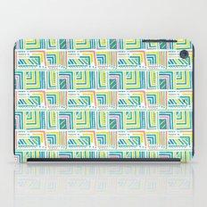 Geometric Color iPad Case