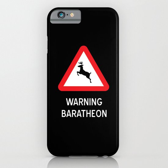 Not Your Regular Kind of Deer ! ( Game of Thrones ) iPhone & iPod Case