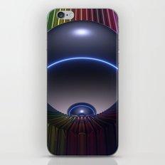 Chroma - Evening Version iPhone & iPod Skin