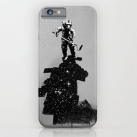 iPhone & iPod Case featuring Negative Space by rob dobi
