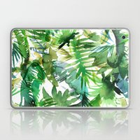 VIBE of the Jungle  {A-green} Laptop & iPad Skin