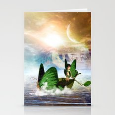 Beautiful Fairy Stationery Cards