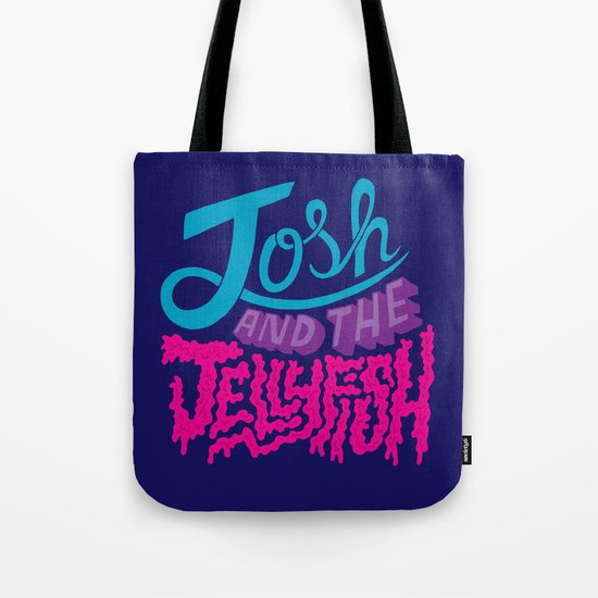 Josh and the Jellyfish Tote Bag