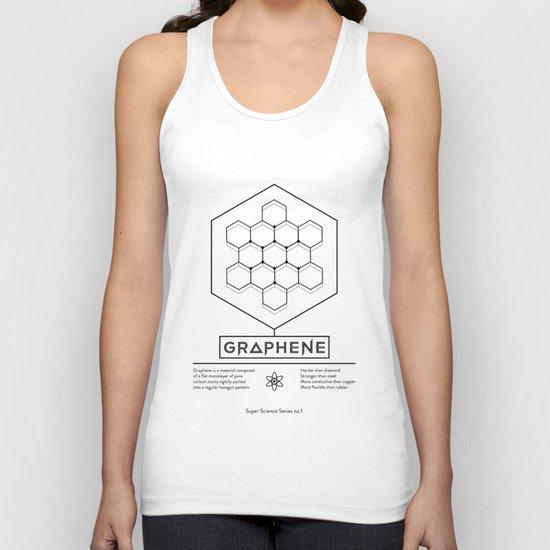 Graphene: Super Science Series No.1  Unisex Tank Top