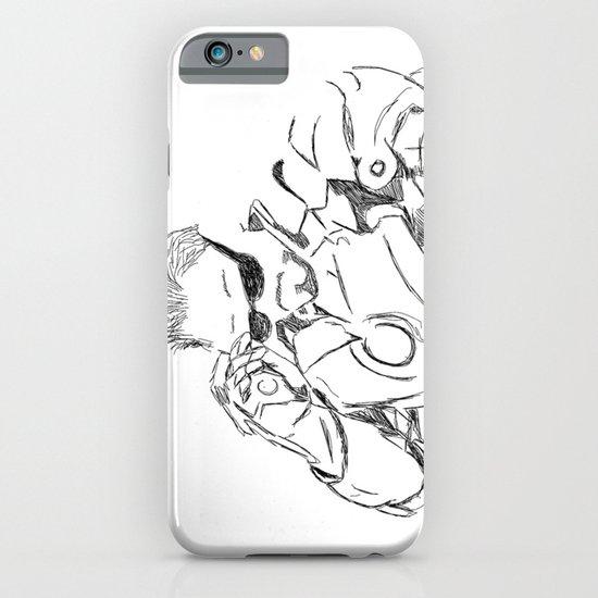 Iron Man (Tony Stark) iPhone & iPod Case