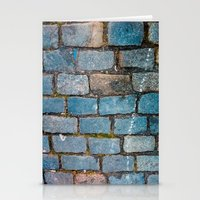 Rocks On The Streets Stationery Cards