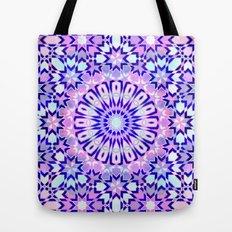 Fez Moroccan Tiles {4C} Tote Bag